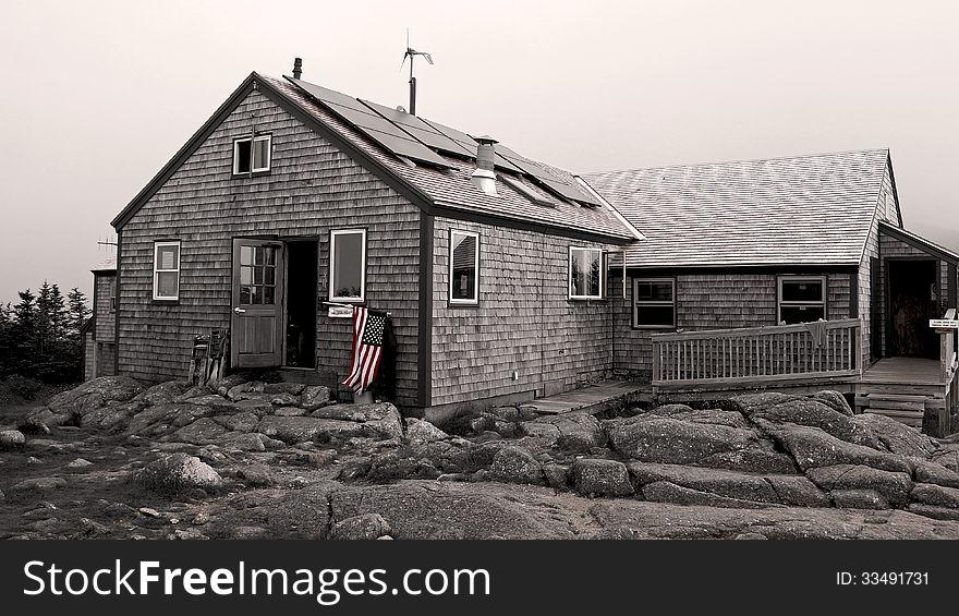 Greenleaf Hut - Appalachian Mountain Club