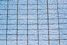 Free Abstract: Swimming Pool Water Royalty Free Stock Photography - 3350167