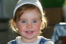 Free Little Girl Stock Image - 3350191