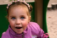 Free Little Girl Royalty Free Stock Image - 3350226