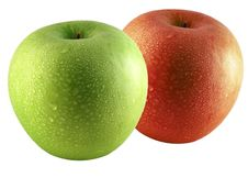 Free Colorful Apples Stock Photos - 3350483