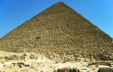 Free Great Pyramid Of Cheope Stock Photography - 3350932