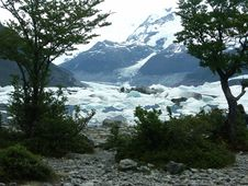 Free Floating Ice Upsala Glacier Stock Photography - 3351012