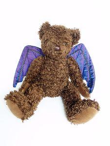 Free Bat Bear 1 Royalty Free Stock Photography - 3351287