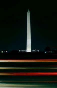 Free Washington Monument Royalty Free Stock Photography - 3352237