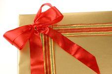 Free Gift Box Stock Image - 3352551