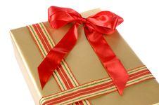 Free Gift Box Royalty Free Stock Photos - 3352818