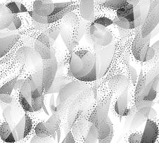 Abstract Stippled Background 3 Royalty Free Stock Photography