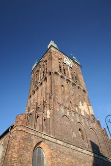 Free Church Tower Stock Photos - 3355323