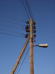 Free Energy Pole Stock Photos - 3356983