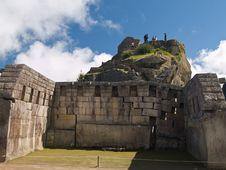 Free Machu Picchu Stock Image - 3357911