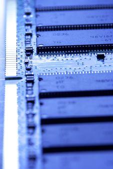Free Close Up Of Computer RAM Stock Photos - 3359163