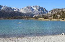 Free Mountain Lake Stock Image - 3359821