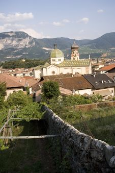 Free Church In Italian Tyrol Stock Images - 3359914
