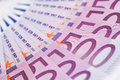 Free Euro Banknotes Royalty Free Stock Photography - 33500427