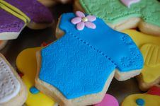 Free Baby Cookie Stock Image - 33500001
