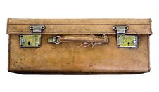 Free Vintage Suitcase Stock Photography - 33501532