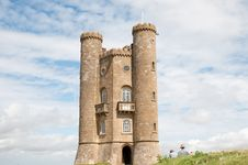 Free Close Up Of The Tower Royalty Free Stock Image - 33503566
