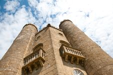 Free Looking Up At The Tower Stock Photography - 33503672