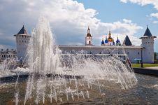 Free Tobolsk Kremlin Stock Photography - 33505862