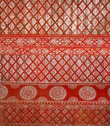Free Details Of The Unesco Temple Wat Xieng Thong,Luang Prabang, Laos Royalty Free Stock Photography - 33513437