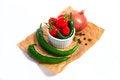 Free Tomato And Chili Stock Image - 33555541