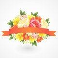 Free Fresh Flower Background Royalty Free Stock Image - 33565056