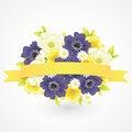 Free Fresh Flower Background Royalty Free Stock Image - 33565116