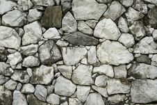 Free Stone Wall Texture Royalty Free Stock Images - 33563779