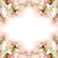 Free Abstract Triangle Background Royalty Free Stock Image - 33565476