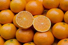 Free Oranges Royalty Free Stock Photography - 33565857