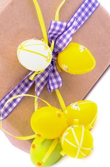 Free Easter Gifts Stock Photography - 33566212