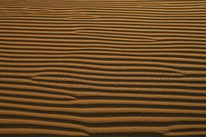 Free Abstract Background: Desert Ripples In The Sand Royalty Free Stock Photos - 33566558