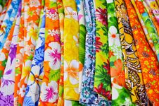 Cloth Fabric Royalty Free Stock Image