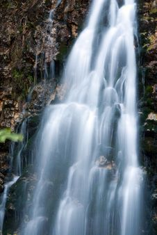 Free Mystic Waterfall Stock Image - 33569081