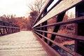 Free Bridge Over The River Royalty Free Stock Photo - 33575545