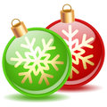 Free Christmas Balls Stock Photo - 33578830