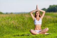 Free Meditation Stock Photos - 33570673