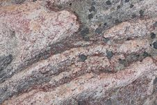 Surface Of Natural  Stone  Porphyry As Background
