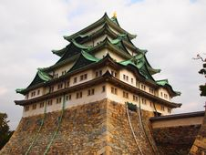 Free Nagoya Castle Royalty Free Stock Photography - 33573487