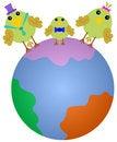 Free Birds On Top Stock Photo - 33598860