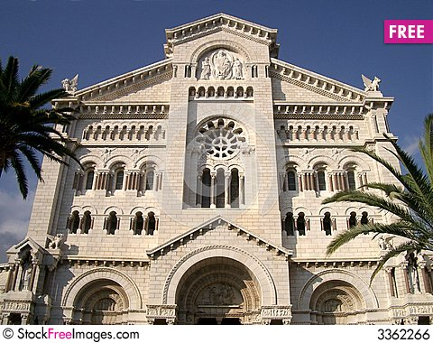 Free Monaco Royalty Free Stock Image - 3362266