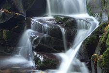 Free Waterfall Royalty Free Stock Photo - 3360595