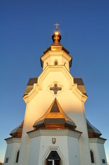 Free Church Stock Photo - 3361090
