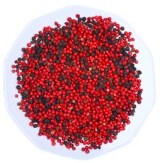 Free Dried Black And Red Peppercorn Stock Images - 3361324