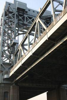 Free Nyc Bridge Stock Image - 3362211