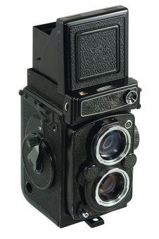 Free Old Photo Camera Royalty Free Stock Image - 3362436