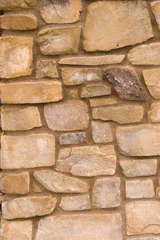 Free Stone Masonry Wall Royalty Free Stock Photos - 3362668