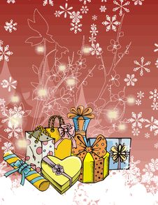 Free Winter Holiday Series Royalty Free Stock Photo - 3363675