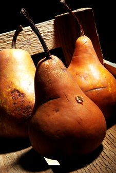 Free Pears Royalty Free Stock Photo - 3363725